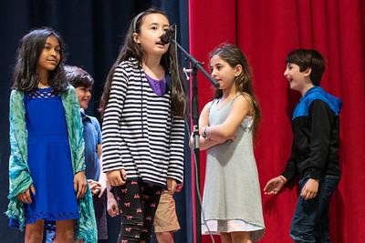 Journey to America - Third Grade