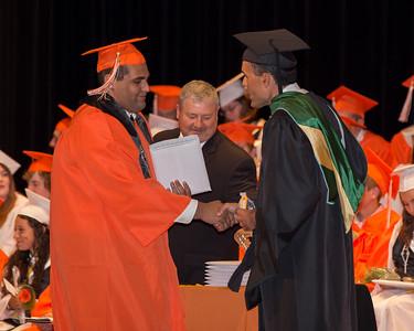 Frank Graduation