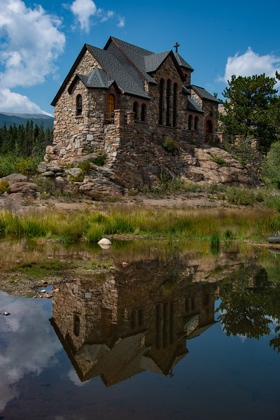 Chapel on the Rock, Reflection.