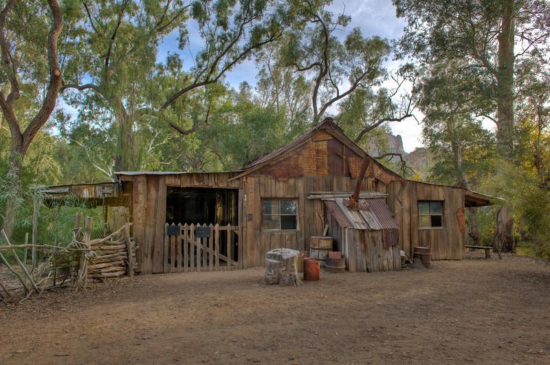 Cabin in Arizona
