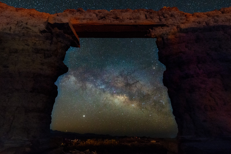 Terlingua Window 2