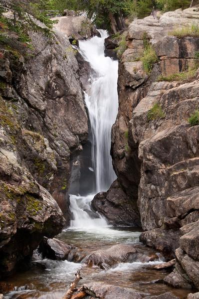 Chasm Falls RMNP