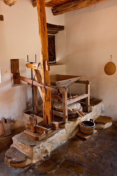 "Mission San Jose, ""The Mill""."