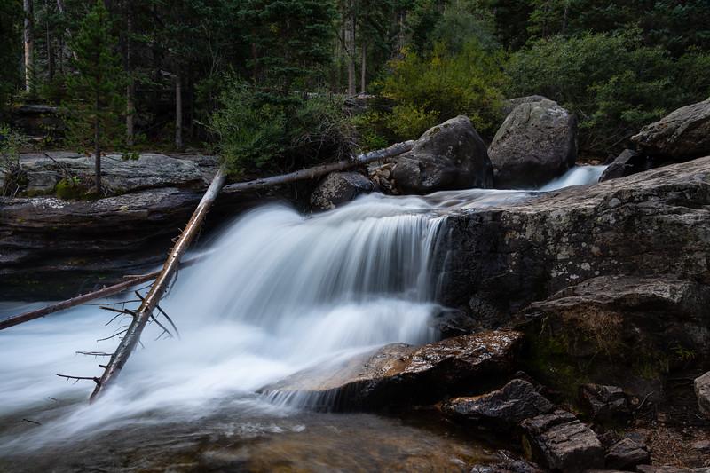 Copeland Falls, RMNP