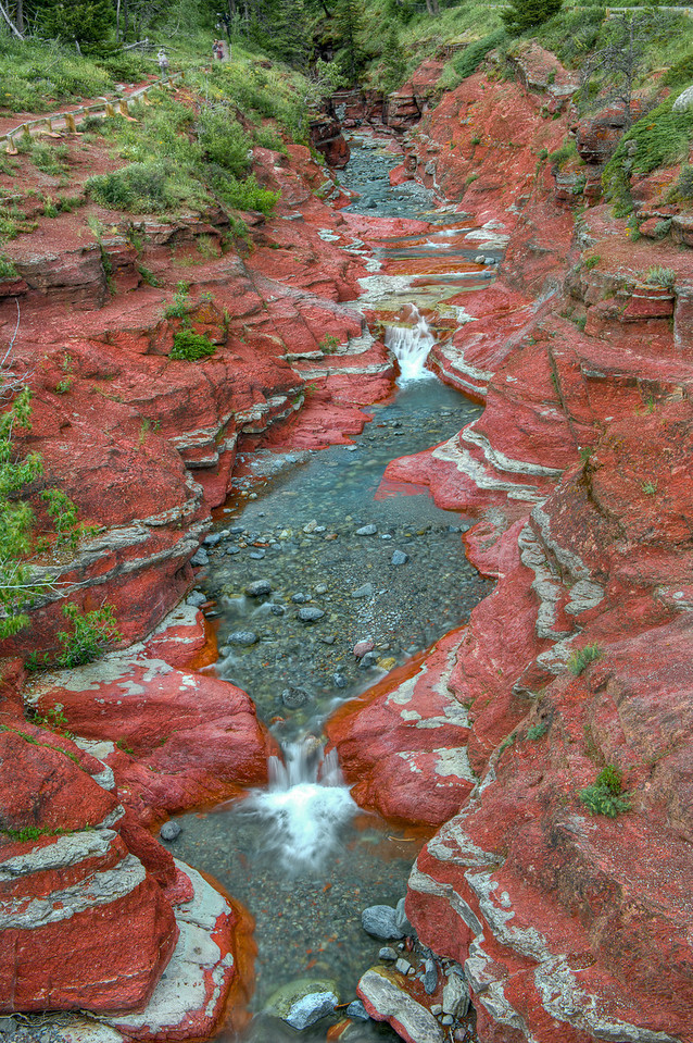 Red Rock Stream