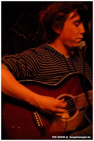 2008-01 | THE NEWFOUNDLAND BAND + WILLIAM SOUFFREAU (THE SHOW)