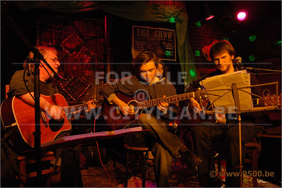 2010-04 | THE NEWFOUNDLAND BAND + WILLIAM SOUFFREAU (THE SHOW)