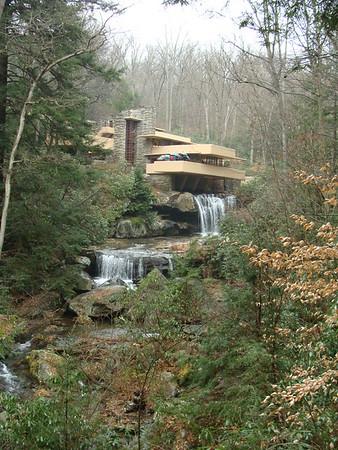 Frank Lloyd Wright Fallingwater