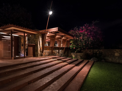 Taliesin West; Scottsdale, AZ