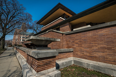 Robie House; Chicago, IL