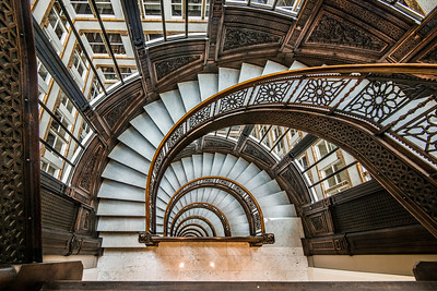 The Rookery; Chicago, IL