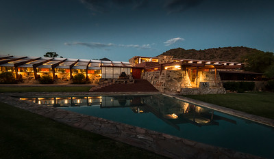 Taliesin West; Scottsdale, AZ