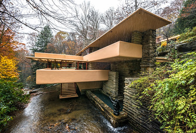 Fallingwater; Mill Run, PA