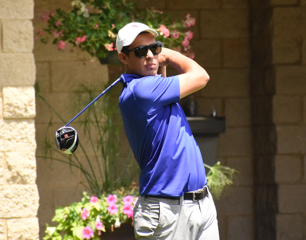 . The 50th annual Frank Syron Memorial Open wrapped up Sunday at the Pontiac Country Club in Waterford. Shelby Township native and Oakland University graduate Connor Jones took home the title with a 3-day total score of 205. (Digital First Media photo by Jason Schmitt)