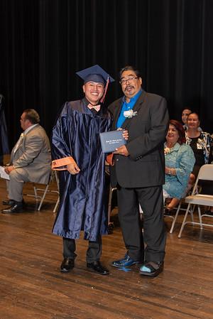 Frank Tejeda Academy Senior  2019