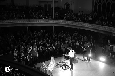 Frank Turner & The Sleeping Souls | Alix Goolden Perfomance Hall | Victoria BC
