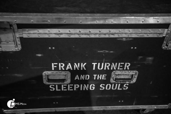 Frank Turner & The Sleeping Souls   Alix Goolden Perfomance Hall   Victoria BC