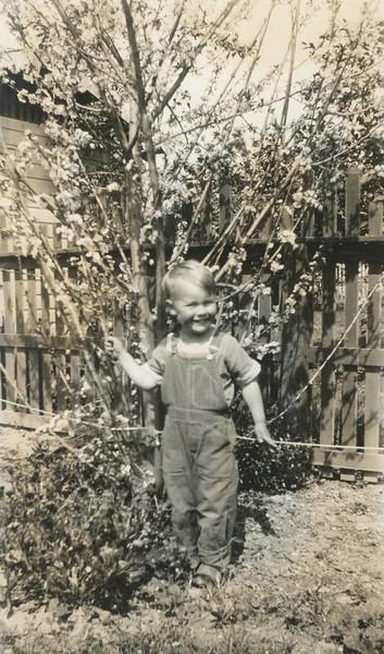 Frank, April 9, 1927.