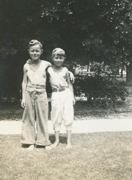 Frank and Howard.