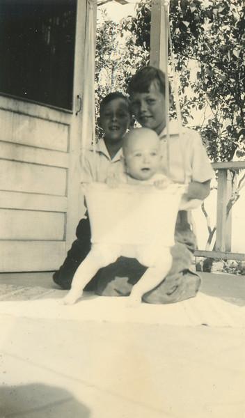 Howard, Frank, and Doug.