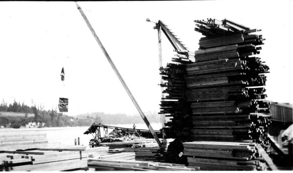 Berg's Landing Sawmill