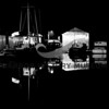 Night Scene at Pen Yacht Basin