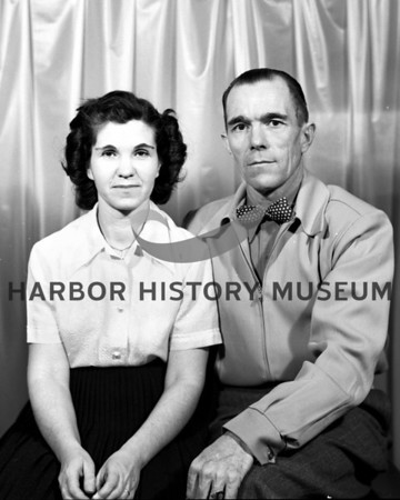 Mr. and Mrs. Orville Hemphill Portrait
