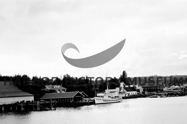 West Gig Harbor in 1952