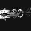 Night Scene at Pen Yacht Basin;