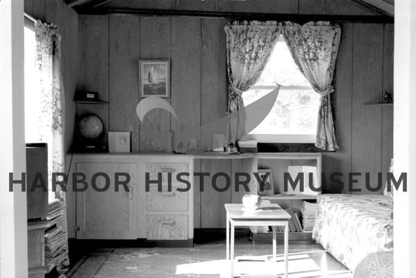 Herb Shuey's Living Room