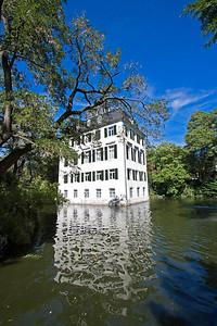 Holzhausenschlösschen, Frankfurt