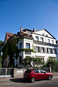 Childhood home of Anne Frank, Frankfurt