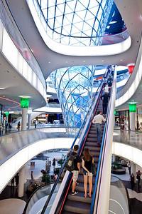 MyZeil shopping mall, Frankfurt