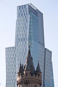 Eschenheimer Turm. Frankfurt
