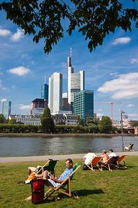 Mainufer, Frankfurt