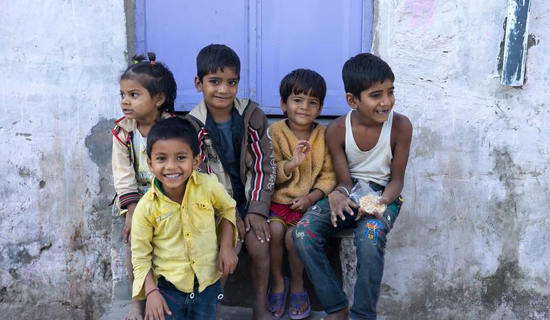 Smiles of Pushkar