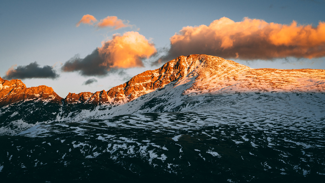 Wild Sunset | Rocky Mountain Landscapes Guanella Pass