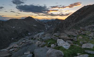 Golden Views Mt. Evans