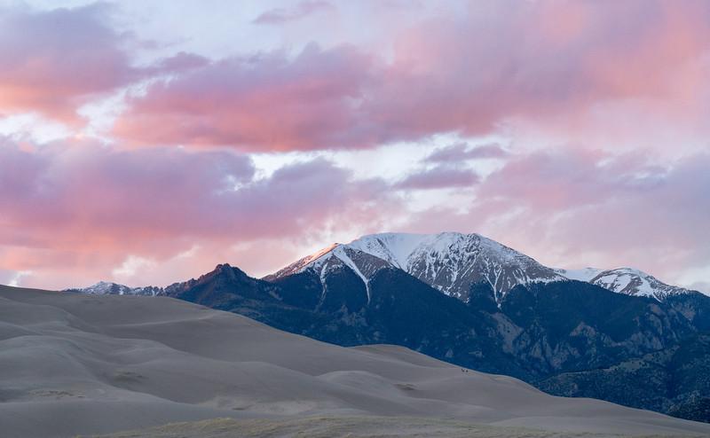 Pink Dune Set