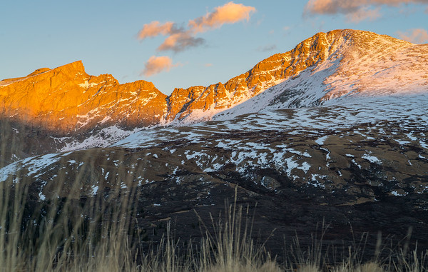 Golden Peaks | Rocky Mountain Landscapes Guanella Pass