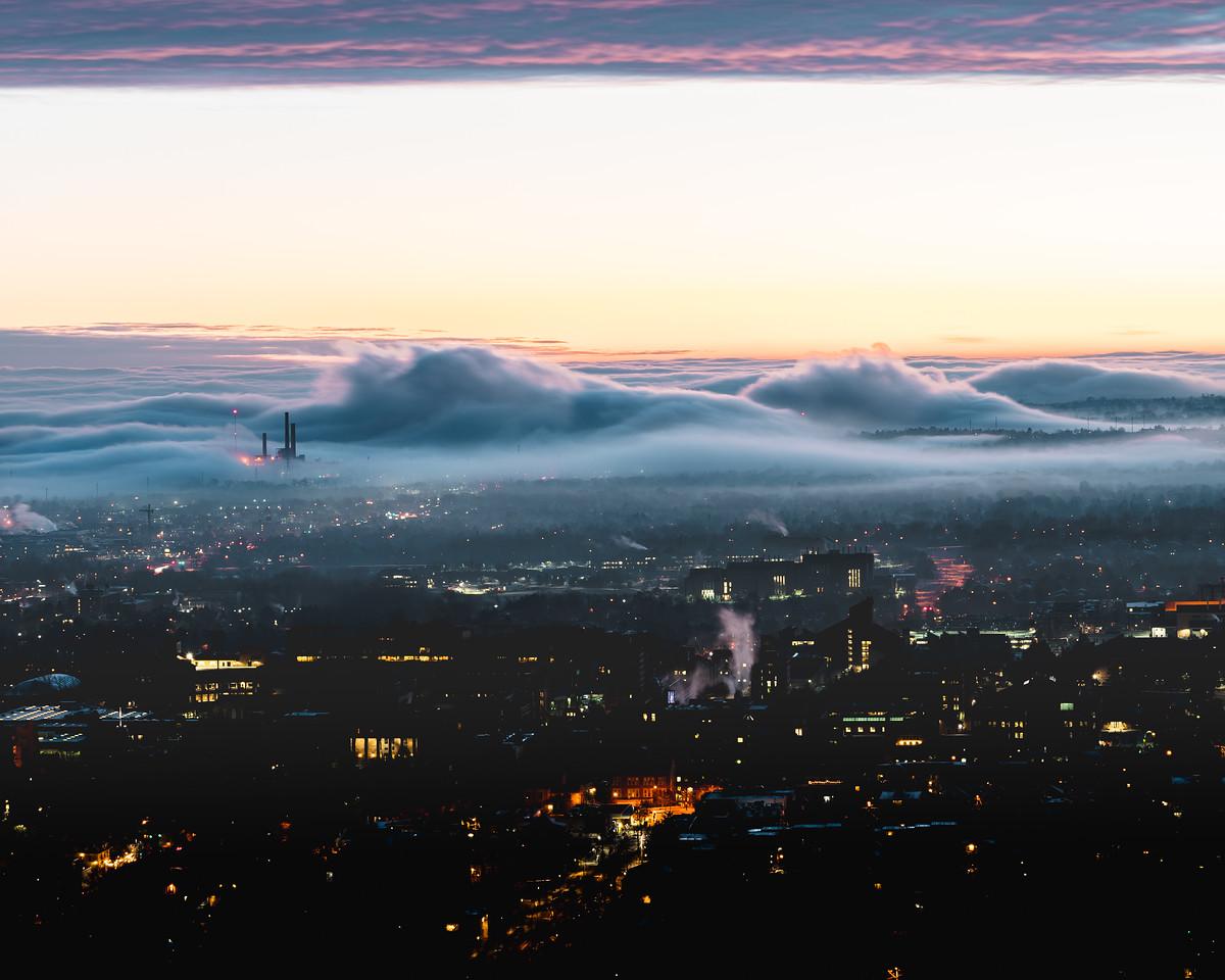Boulder Cloud Inversion