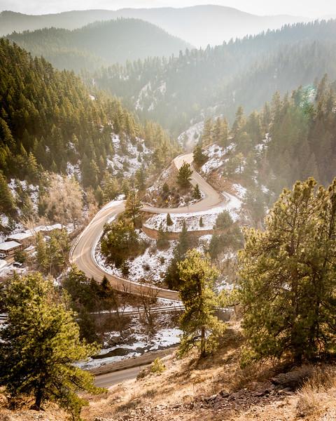 Mountain Pass | Travel Photography Exploring Colorado