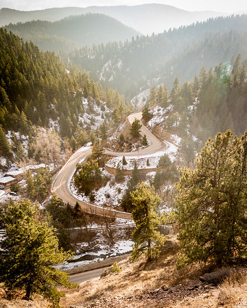 Mountain Pass | Travel Photography Exploring Colorado