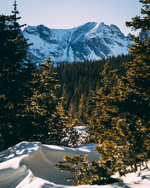 Frankieboy Photography |  Winter Hiking | Indian Peaks Wilderness Colorado