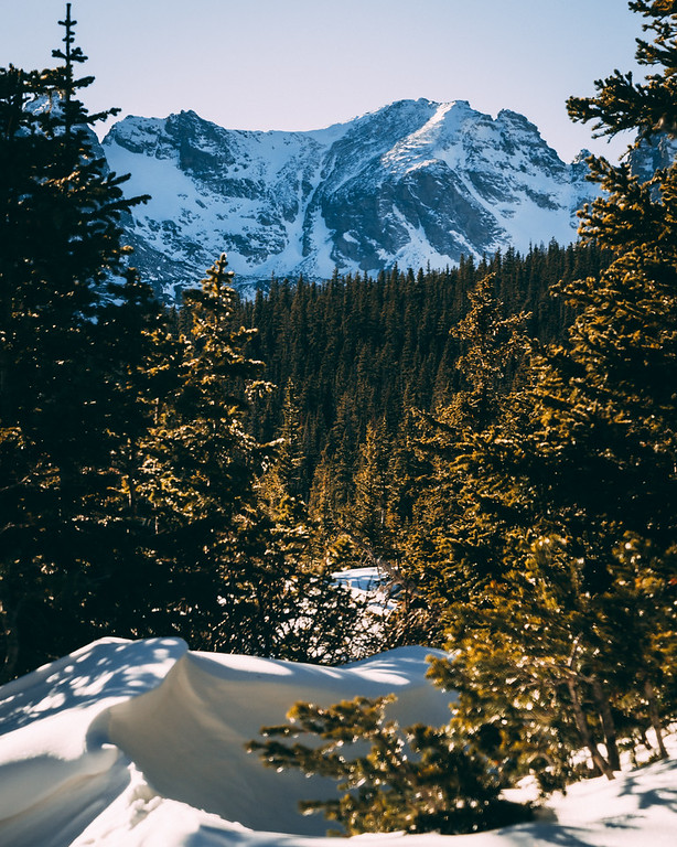 Winter Hiking: Indian Peaks Wilderness
