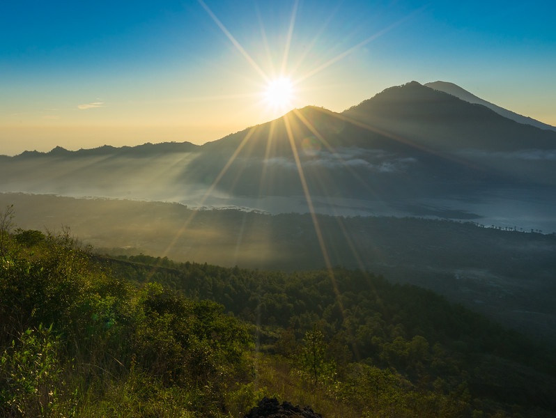 Frankieboy Photography |  View on top Mt. Batur