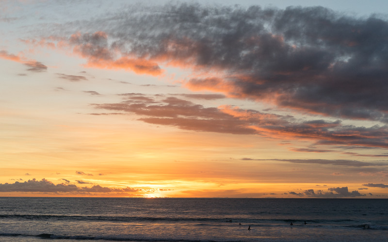 Color Kuta Sunsets