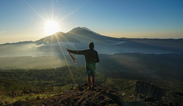 Hiking Volcanoes In Ubud | Travel Photography Exploring Indonesia