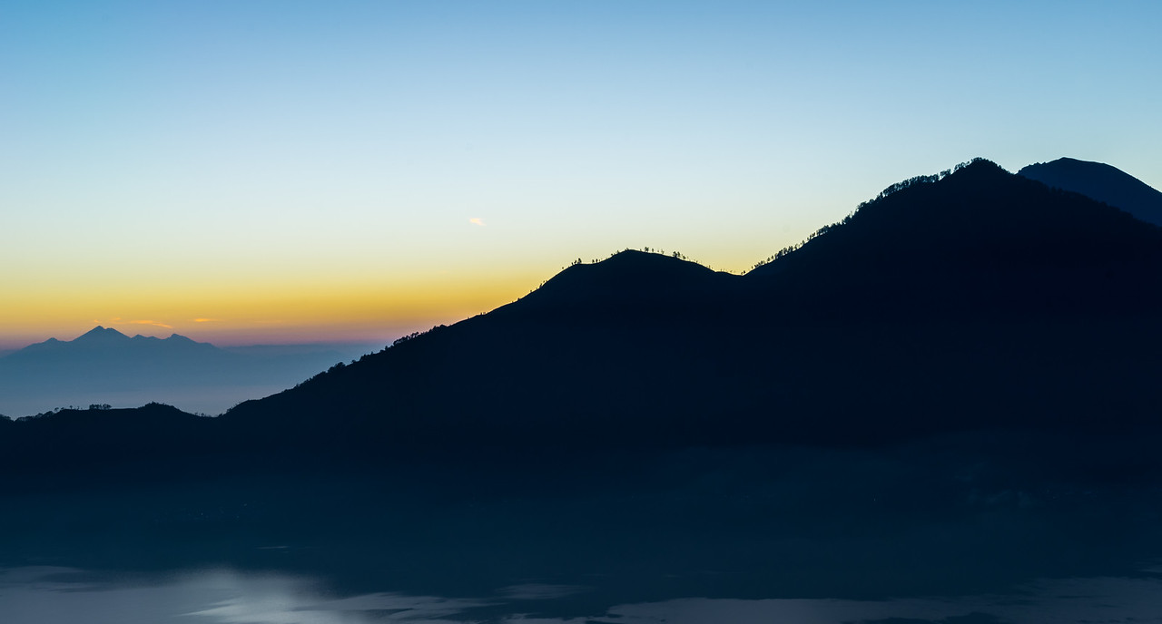 Blue Hour Bali, Indonesia