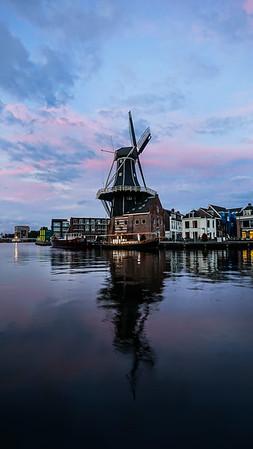 Haarlem Windmills